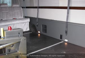ADA Custom Van Lift