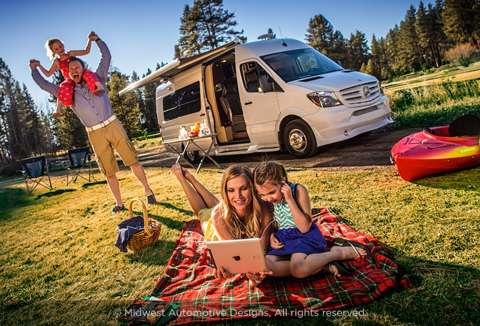 Sprinter RV Lifestyle