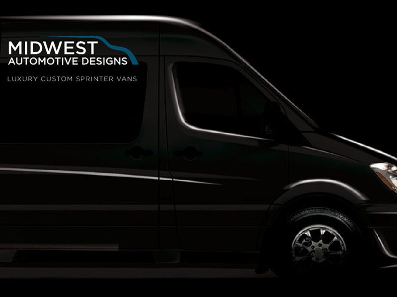 MAD Sprinter Luxury Vans Brochure PDF Cover